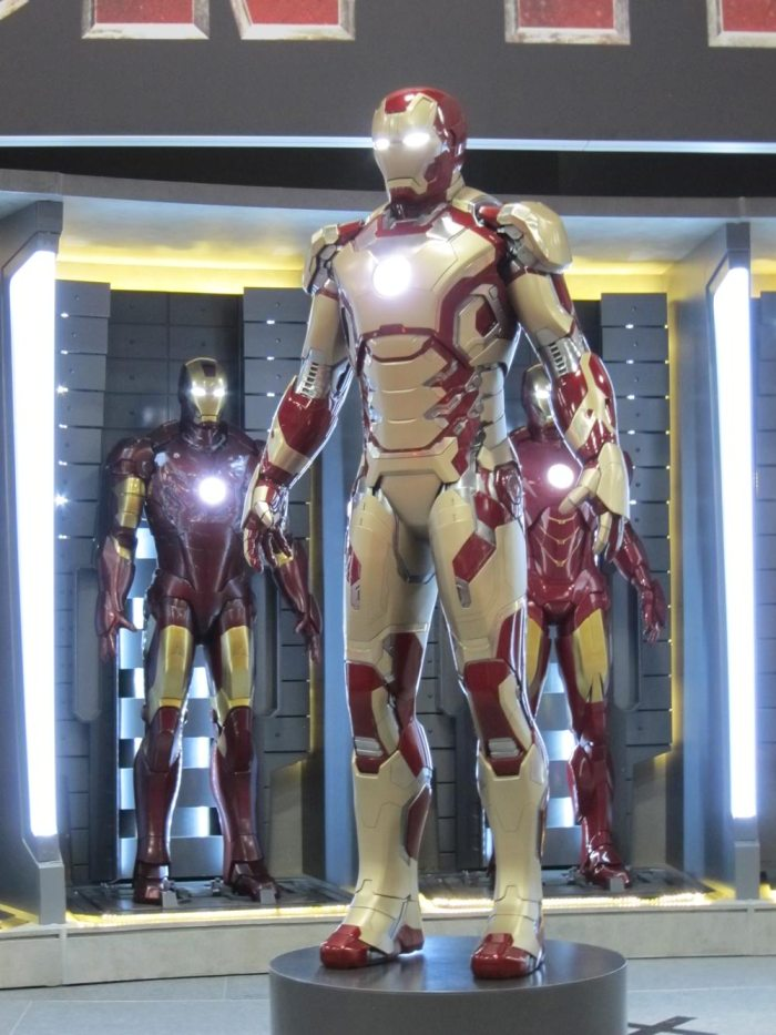 Iron Man 3 armor 2