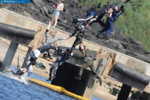 Iron Man 3 stunt people 3