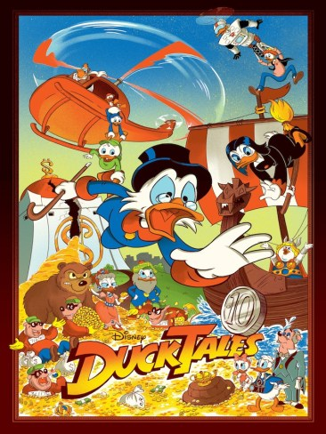 JJ Harrison - Ducktales