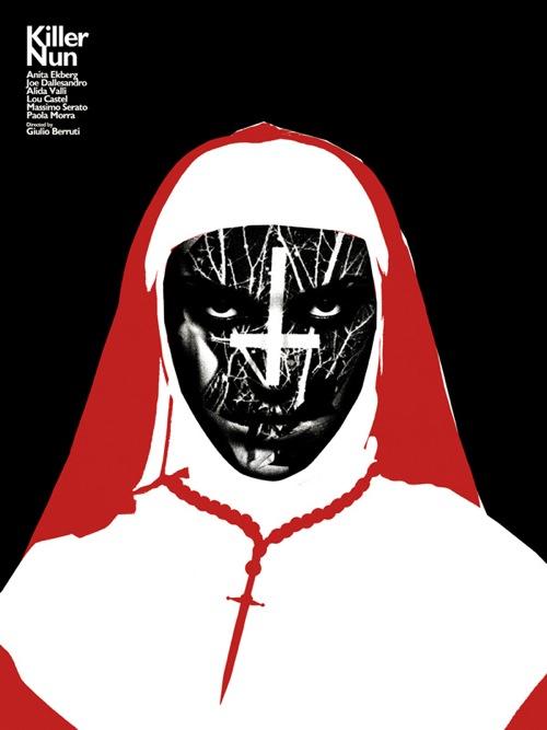 Jay Shaw - Killer Nun