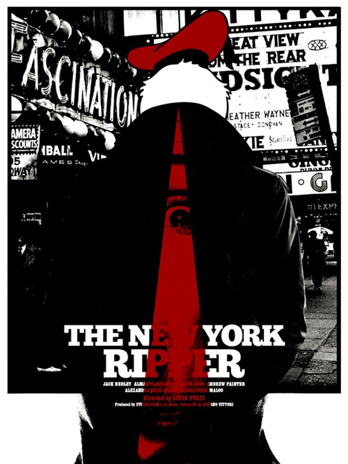 Jay Shaw - New York Ripper