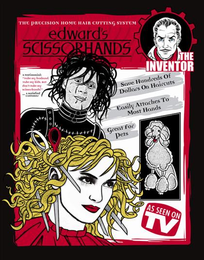 Jeremy Berkley - Edward Scissorhands