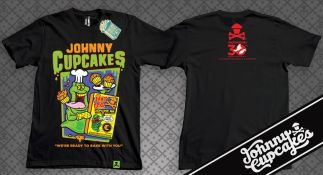 Johnny Cupcakes - Ghostbusters