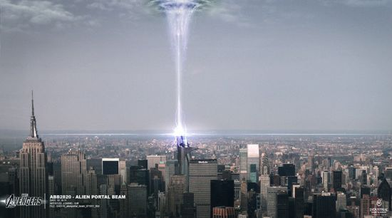 Jon Giang Avengers concept