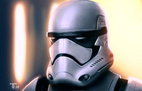 Juan Fernandez Episode VII Stormtrooper