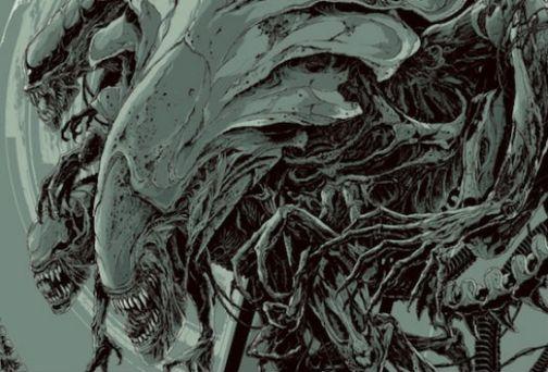 Ken Taylor - Aliens header