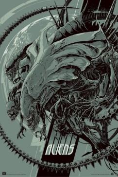 Ken Taylor - Aliens variant