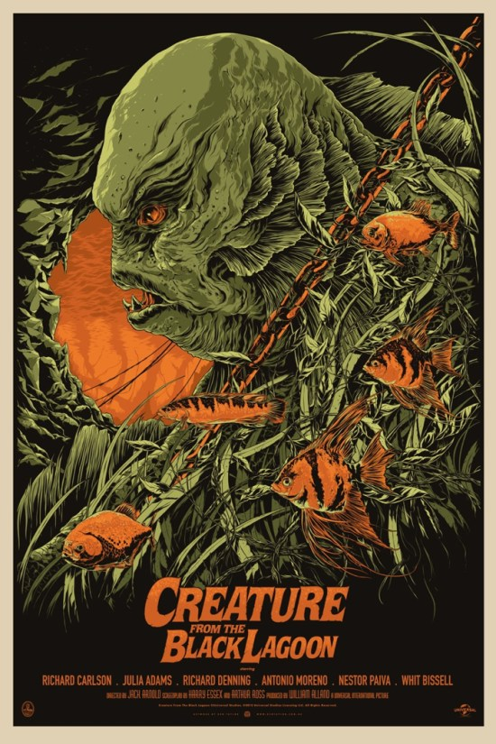 Ken Taylor - Creature From the Black Lagoon