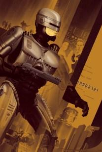 Kevin Tong - RoboCop variant
