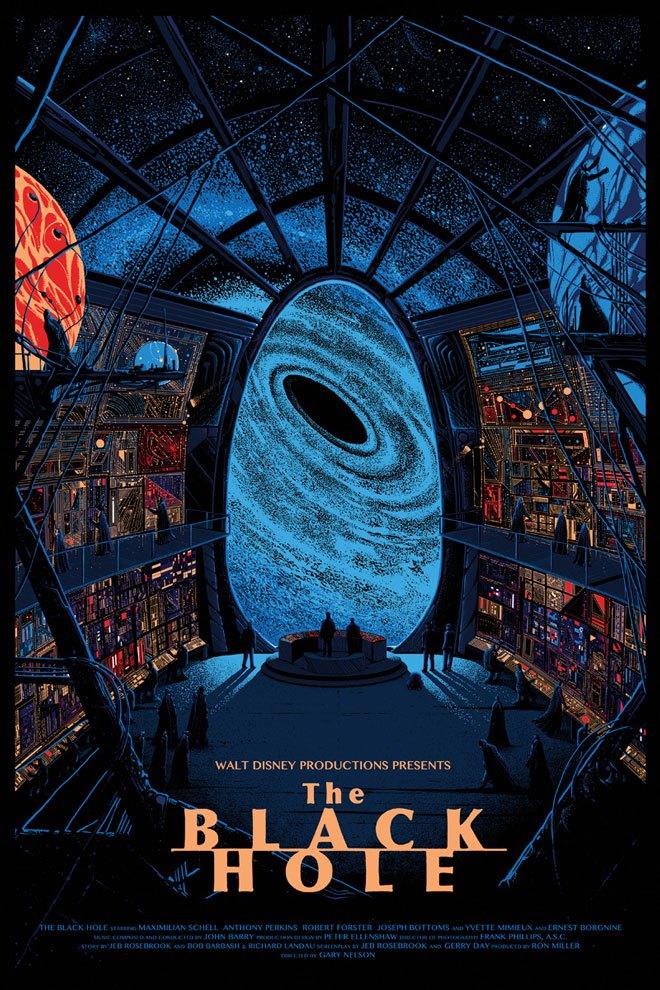 Killian Eng - The Black Hole