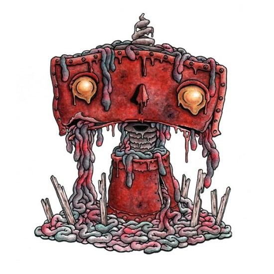 Kyle Norris - Bad Robot