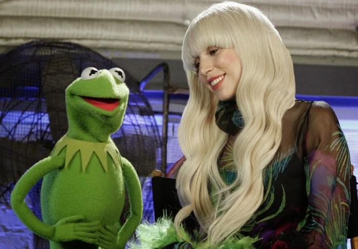 Lady Gaga Muppets