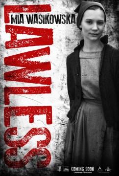Lawless poster - Mia Wasikowska