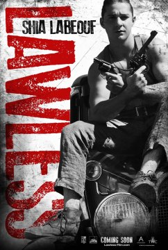 Lawless poster - Shia LaBeouf