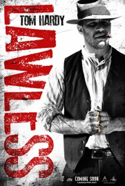 Lawless poster - Tom Hardy