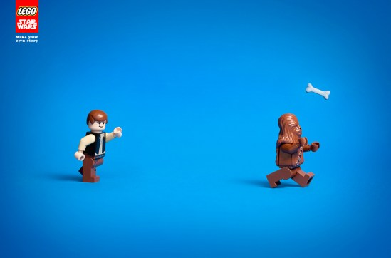 Lego Star Wars: Bone