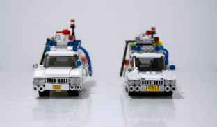 Lego Ghostbusters comparison 7