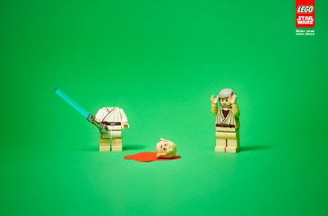 Lego Star Wars: Head