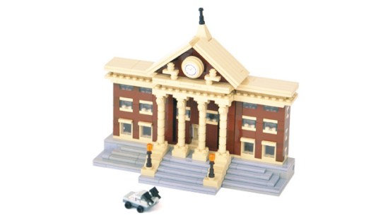 Lego Hill Valley Courthouse