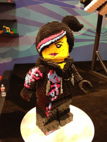 Lego Movie - girl