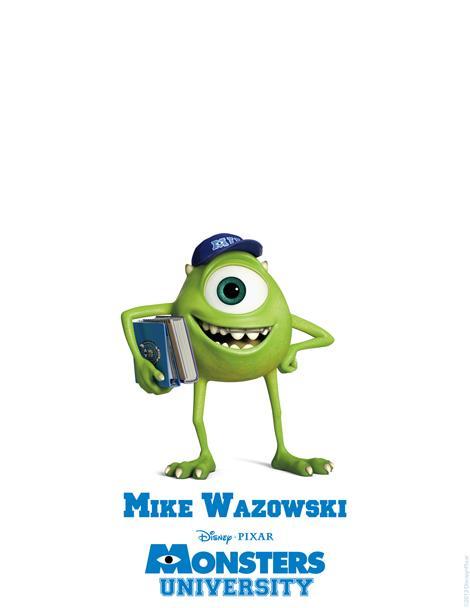 MU Poster - Mike