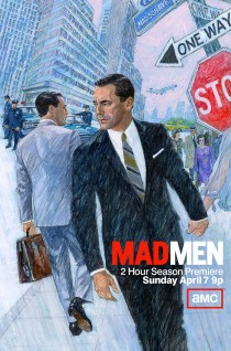 Mad Men Season 6 poster