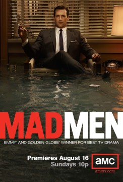Mad Men Season 3 poster