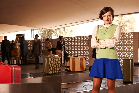 Mad Men Season 7 - Elisabeth Moss as Peggy Olson