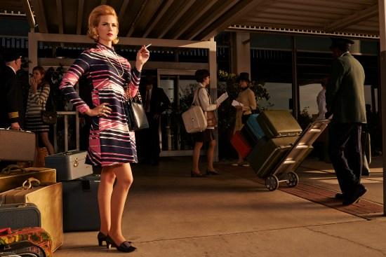 Mad Men Season 7 - January Jones as Betty Francis