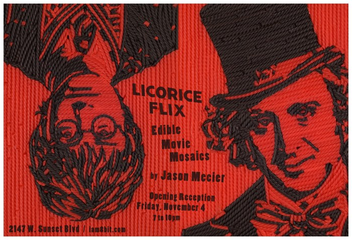 MainFlier_Licorice Flix_Back