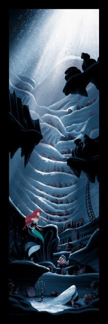 Mark Englert - Little Mermaid Large