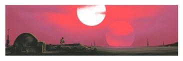 Mark Englert Tatooine Variant