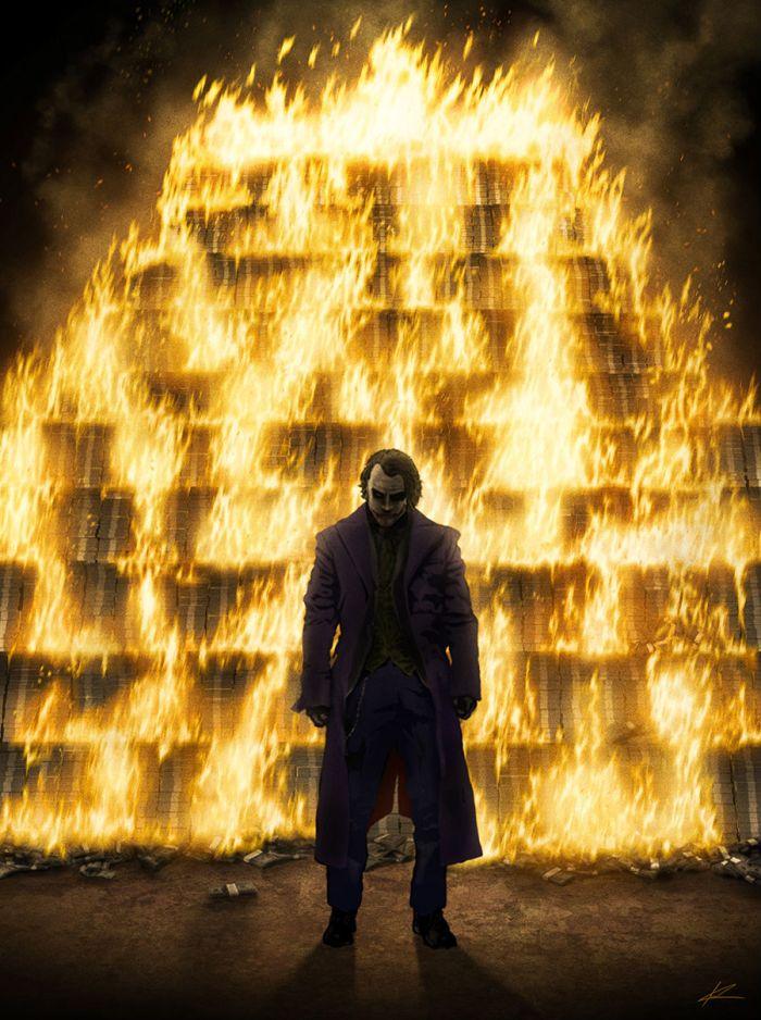 Marko Manev - Dark Knight