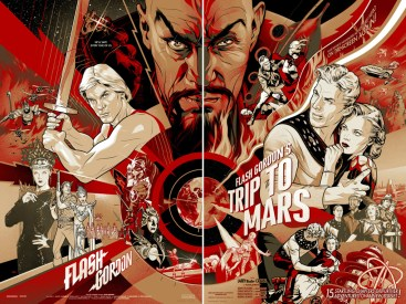 Martin Ansin - Flash Gordon variant