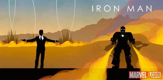 Marvel Cinematic Universe Iron Man - Matthew Ferguson
