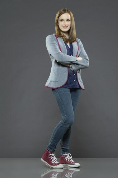 Marvel's Agents of SHIELD - Elizabeth Henstridge as Gemma Simmons 2