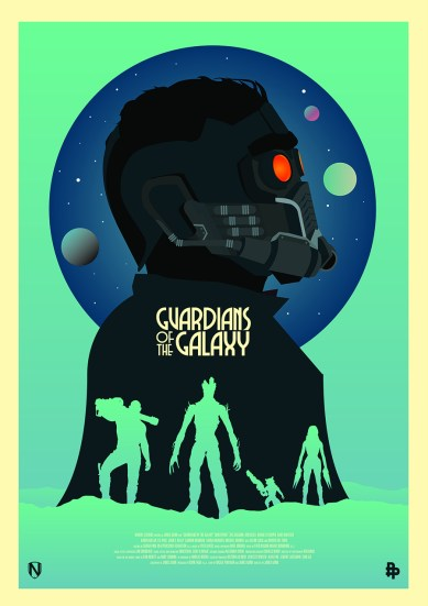 Matt Needle - Guardians of the Galaxy