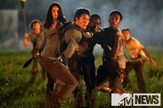 Maze Runner MTV 3