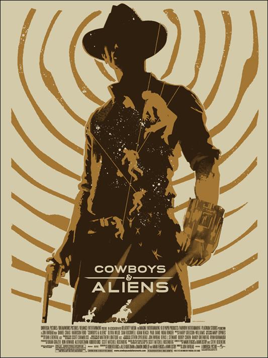 Meadows - Cowboys Aliens