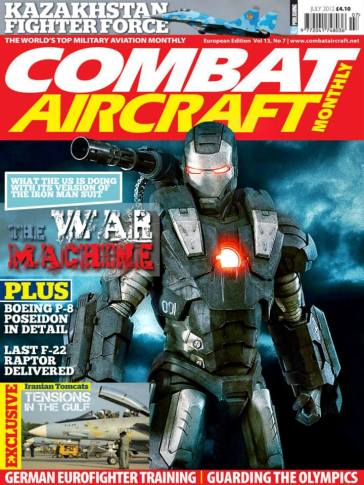 Mediavengers - Combat Aircraft Monthly War Machine