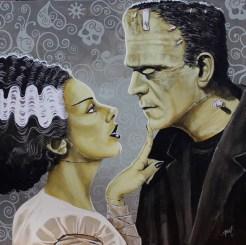 Mike Bell - Frankenstein