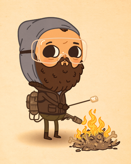 Mike Mitchell - Thing