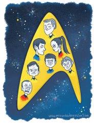 Miranda Dessler - Star Trek