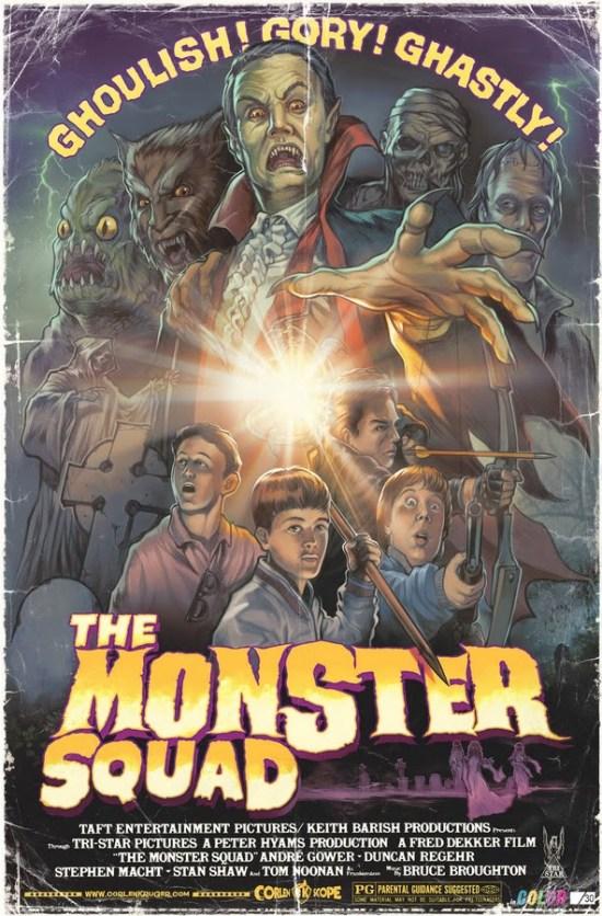 Monster Creeps - Corlen Kruger