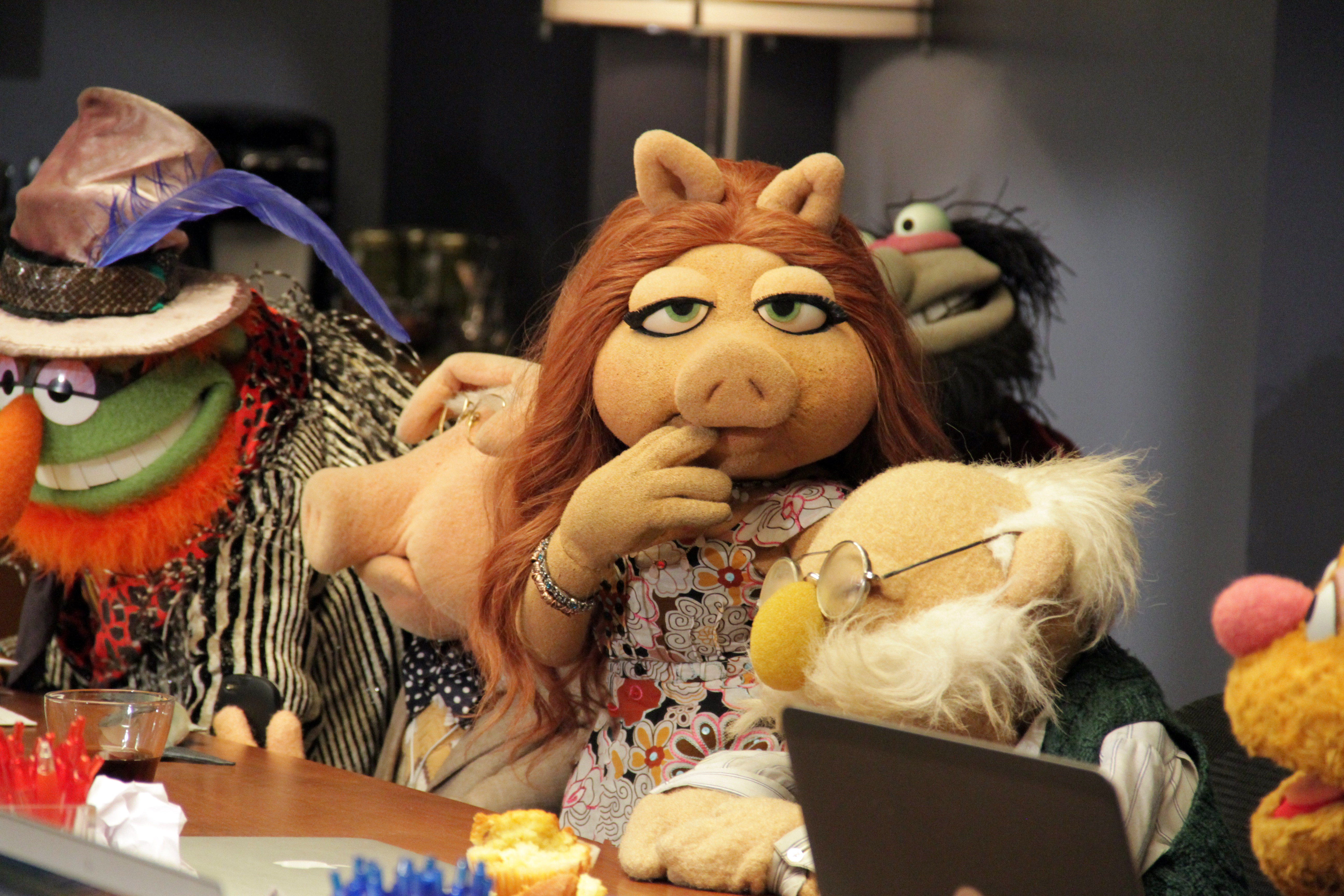 new still from The Muppets TV Show