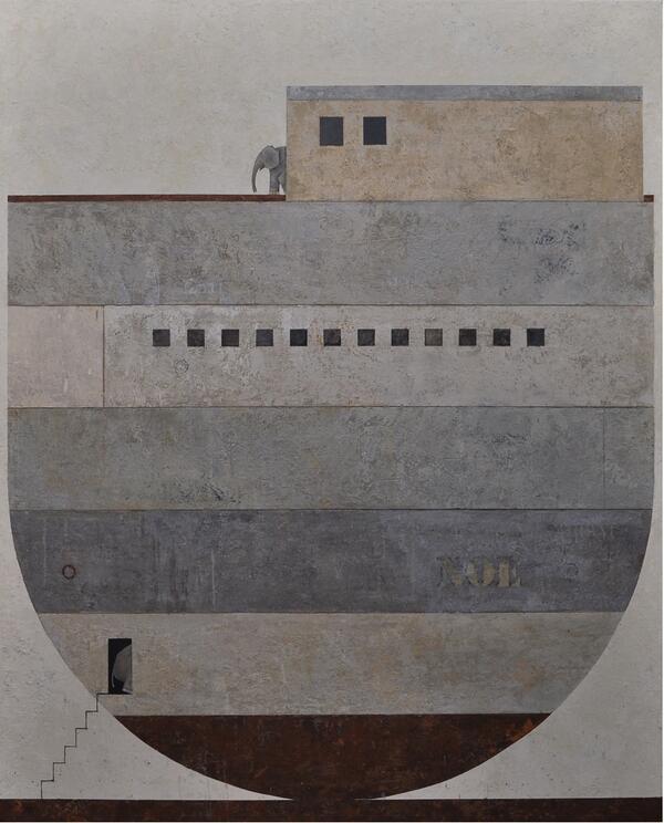 Noah art show - Carmen Arvizu
