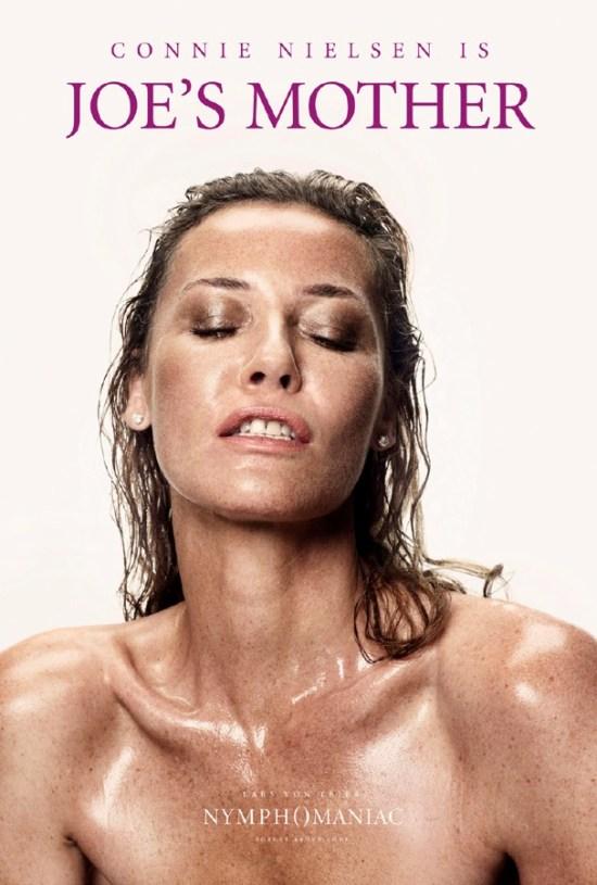 Nymphomaniac Poster - Connie Nielsen