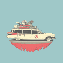 Oliver Barrett - Ghostbusters