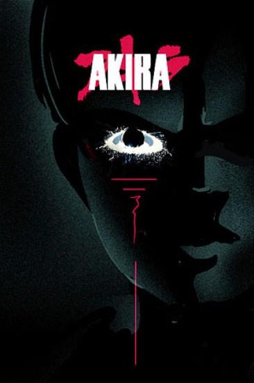 Olly Moss - Akira rough