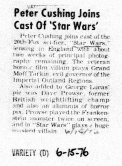 original star wars casting